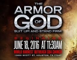 the armor of god world harvest outreach sda churchworld harvest