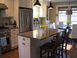 Long Kitchen Islands Long Narrow Kitchen Island