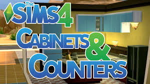 how to make a corner kitchen cabinet sims 4 the sims 4 cabinets and counters how to