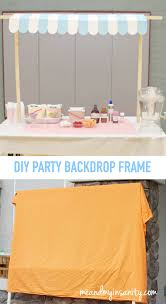 diy photo backdrop diy party backdrop