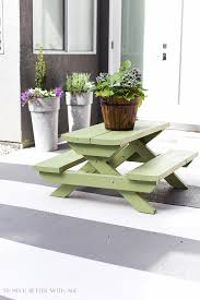 Painting Concrete Patio Slab How To Paint Stripes Like An Outdoor Rug On Patio Concrete Slab