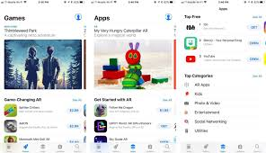 meet the new app store in ios 11 imore