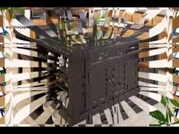Distressed Black Kitchen Island Home Styles 5033 949 Nantucket Kitchen Island And Stools