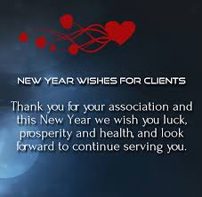 happy new year 2018 wishes for clients and customers happy new