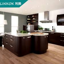 linkok furniture wooden grain assemble package kitchen design linkok furniture wooden grain assemble package kitchen design modern style comfort kitchen on aliexpress com alibaba group