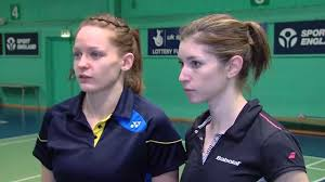 england u0027s heather olver and lauren smith on their new partnership