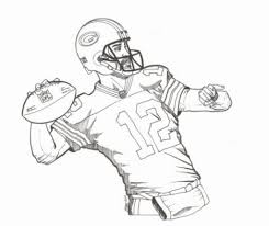 green bay packers coloring pages contegri com