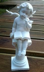 statues de jardin en pierre acheter statue ange ange paradis
