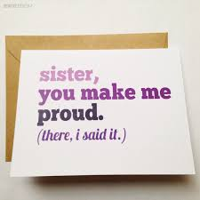 cute sister birthday cards alanarasbach com