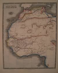 Map Of West Africa by Antique Maps Of Africa And South Africa