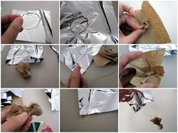 Home Decor Tutorial by Tutorial The Hunger Games Parachute Decoration Rae Gun Ramblings