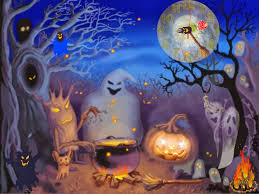 halloween background for blog hd wallpapers blog animated halloween wallpapers