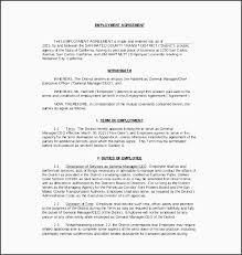 agreement in principle template lhea2 unique 10 employment