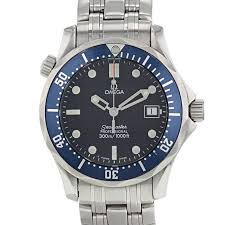 stainless steel bracelet omega watches images Omega seamaster 300 m wrist watch 332099 collector square jpg