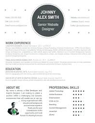 modern resume sles 2017 listing contemporary resume templates free modern resume template free