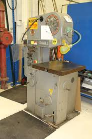 Doall Model 16 2 Vertical Band Saw On Auction Now At Apex Auctions