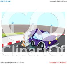 wrecked car drawing royalty free image of car to ambulance on gray background health day