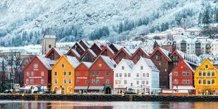 norway why everyone u0027s boasting about bergen norway huffpost