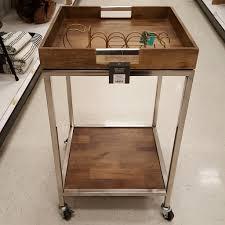 Kitchen Cart Target by Rattan Bar Cart Target The Best Cart