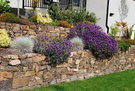 Retaining Wall Patio Retaining Walls Ideas Project All Home Decorations
