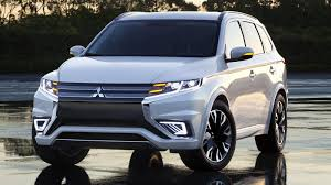 mitsubishi suv 2016 interior 2016 mitsubishi outlander plug in hybrid revealed at paris motor show
