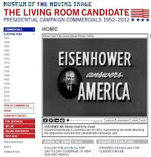 the livingroom candidate best websites for teaching the presidential election