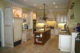 kitchen room design ideas carved wood kitchen hood cooktop cream