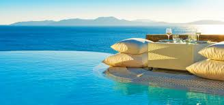 luxury beachfront resort mykonos grand hotel u0026 resort