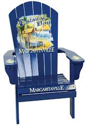 What Are Adirondack Chairs Amazon Com Margaritaville Outdoor Adirondack Chair Castaway Bay