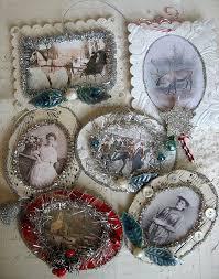 25 unique diy card ornaments ideas on