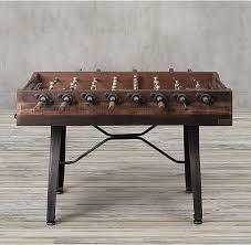Restoration Hardware Drafting Table Vintage Industrial Foosball Table Restoration Hardware Now