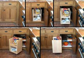 Kitchen Cabinet Storage Options Kitchen Cabinets Storage Options Storage Cabinet Ideas