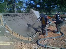 patterson park cement mini ramp project building a mini ramp