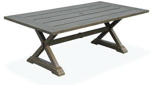 Rectangle Patio Dining Table Rectangular Patio Dining Table Holoapp Co