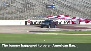 Guinness Flag Chevy Breaks Guinness World Record Pulling Giant Flag Youtube