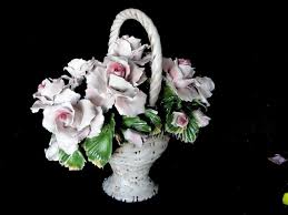 capodimonte basket of roses 83 best capodimante porcelain images on ceramic