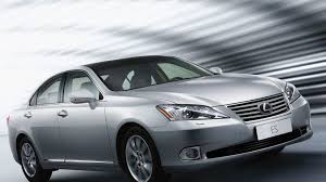 lexus es es lexus es facelift released in china