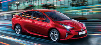 Toyota Prius Branding Caign In China Toyota Unveils Bold Environmental Targets Cogans
