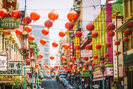 Chinatown San Francisco Map by Chinatown San Francisco Curbed Sf
