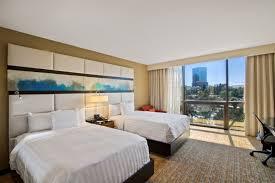 standard double the la hotel