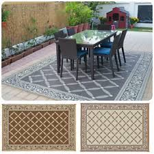 Indoor Outdoor Patio Rugs by Rv Patio Rug 8x16 Indoor Outdoor Carpet Resistant Reversible