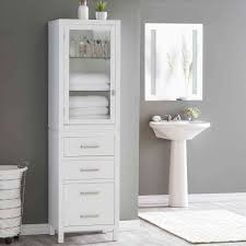 Bathroom Storage Cabinets With Drawers Bathroom Vanity Storage Cabinets White Cabinet With Drawers