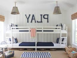 Bunk Bed Decorating Ideas Kids U0027 Bunk Beds Hgtv Within Lummy Bunk Bed Bedroom Ideas