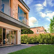contemporary family homes interior and exterior 3d archviz