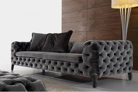 Fabric Chesterfield Sofa Bed Modern Chesterfield Sofa Fabric Www Redglobalmx Org