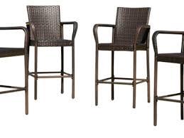 44 outdoor stools bar international caravan 4215 2ch barcelona