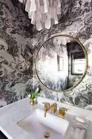 Toile Bathroom Wallpaper by 43 Best Black Wallpaper Images On Pinterest Architecture