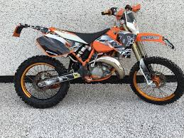 on road motocross bikes ktm exc 125 cc road legal motocross bike in coventry west