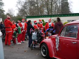 volkswagen santa 2017 santa cruise raises 800 vw heritage blog
