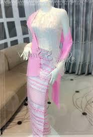 myanmar traditional lace dress design u2013 my best ideas